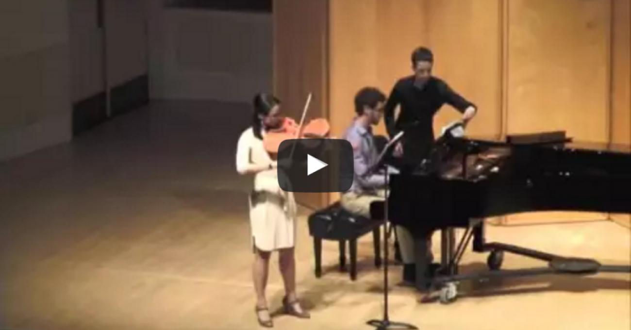 Master's Viola Recital